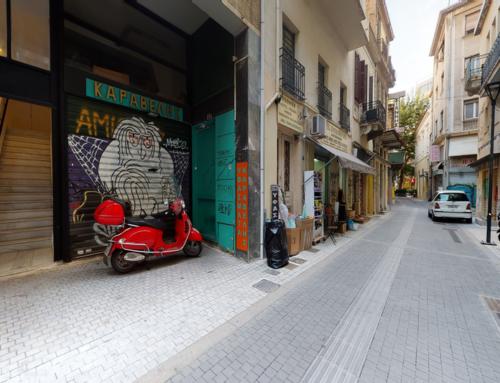 Athens Loft | 3D Virtual Tour | Miltiadou 21