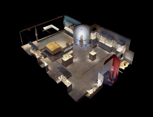 Έκθεση Αρχαιολογικών Ευρημάτων περιοχής Αεροδρομίου | 3D Εικονική Περιήγηση | Εκθεσιακός χώρος « ΤΕΧΝΗ & ΠΕΡΙΒΑΛΛΟΝ » | ΑΙΑ Επίπεδο Αναχωρήσεων