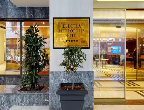 Electra Metropolis Athens | Hotel 3D Virtual Tour