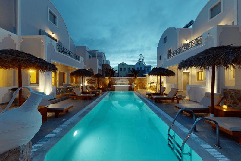 Kalya Suites Hotel Santorini