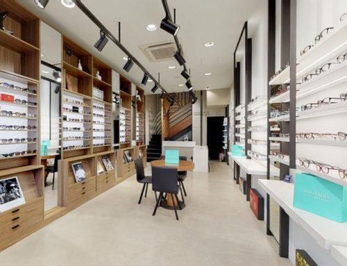 Panaidis Eyewear Boutique | 3D Virtual Tour
